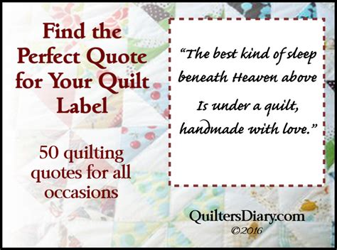 10 Ways To Say Ruggedly Handsome - personalized labels for handmade quilts custom quilt