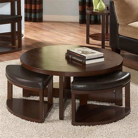 coffee table with seats underneath roy home design