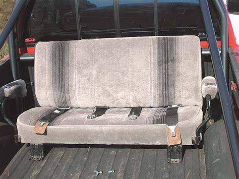 pickup bed bench seats project jinxy dodge ram dodge brand pages 4 wheel off road magazine