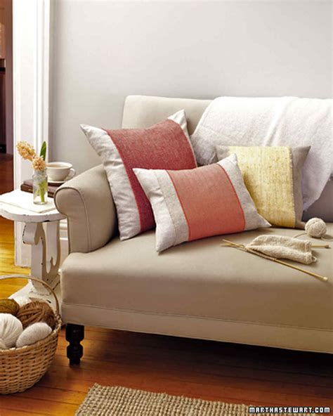 pillow with pillow projects martha stewart