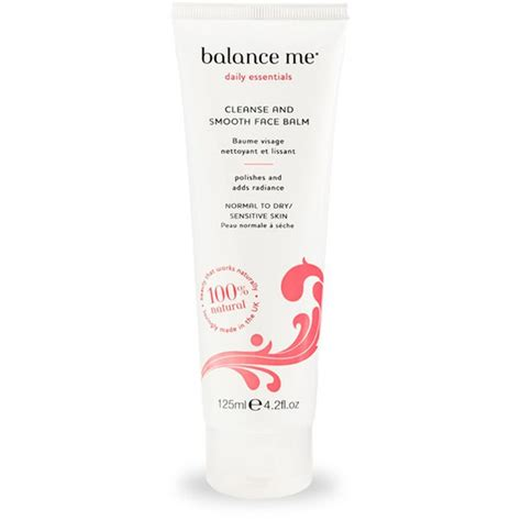 Balance Detox by Balance Me Cleanse And Smooth Balm 125ml Free