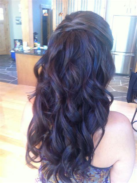 of honor by angela at rah hair studio in south lake tahoe my hair work bridesmaid hair