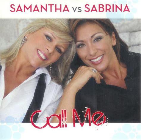 Vs Sabrina vs sabrina call me at discogs