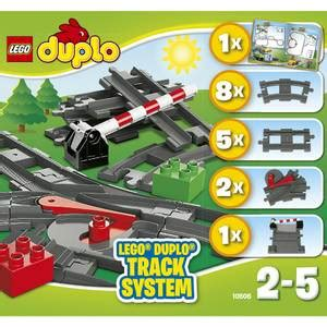 Lego Duplo 10506 Accessory Set Track System Magrudy Lego Duplo 10506 Accessory Set Track