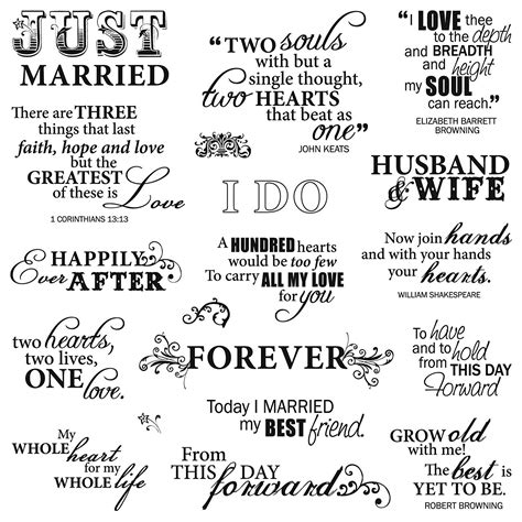 Wedding Blessings June Cotner by Memorable Wedding Wedding Quotes Ideas For Finding Just