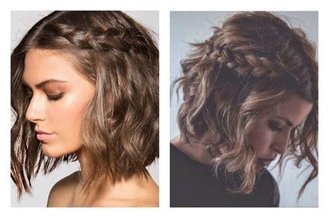 Galerry peinados informales pelo corto
