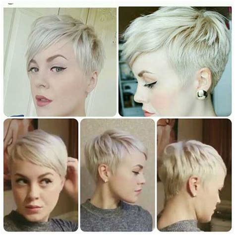 360 short hairstyles 360 degree view of pixie haircuts 360 degree view of
