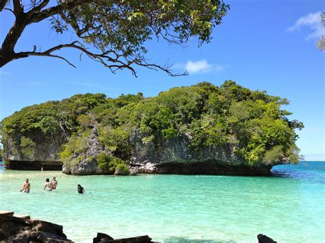 Pretty Pools by P Amp O Cruises In The South Pacific
