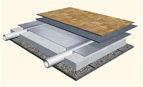 isolare pavimento mobili e arredamento isolamento termico pavimento piano terra