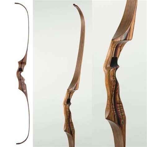 Black Wooden Recurve Bow For black widow pa iii autumn oak one recurve archery