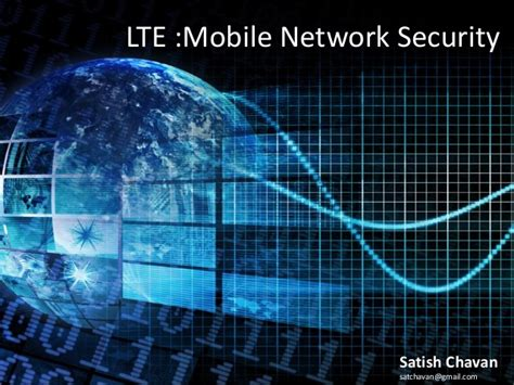 mobile network security lte mobile network security