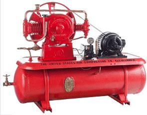 information about the united states air compressor company of cleveland