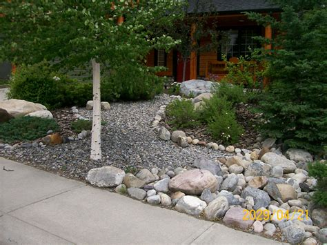 low maintenance backyard low maintenance front yard and very simple to do visit us