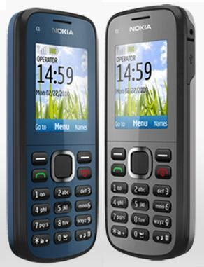 Hp Nokia C1 Bekas harga nokia c1 02 archives