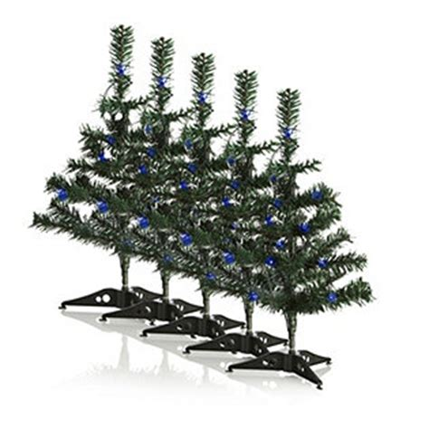 luxform solar powered outdoor christmas tree light