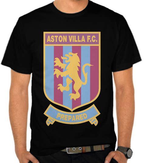 Kaos Premier League 1 jual kaos aston villa big logo liga inggris satubaju