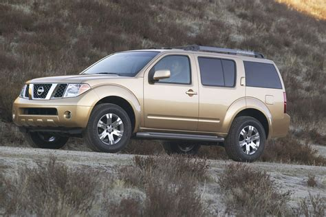how it works cars 2009 nissan pathfinder on board diagnostic system 2009 nissan pathfinder review cargurus