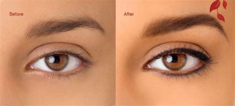 eyeliner tattoo cost semi or easy eyebrow cost and before after photos