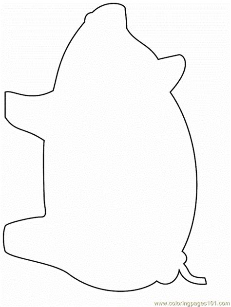 fish shape coloring pages free fish shapes coloring pages