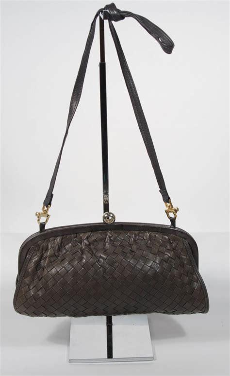 Deal Bottega Veneta Woven Handbag 48 by Bottega Veneta Vintage Woven Leather Clutch With In
