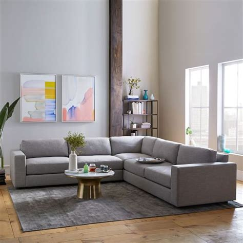 west elm sectional west elm new year sale save on sofas marble coffee