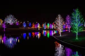lights in dallas chromatic trees dallas fort worth 75centralphotography