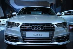 Audi S6 2012 2012 Audi S6 Live Photos 2011 Los Angeles Auto Show