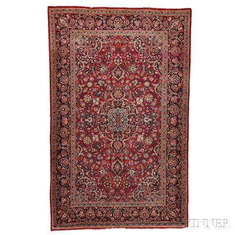 Kashan Rug Sale Number 2920m Lot Number 673 Skinner Kashan Rug