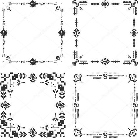 what is melissa marcos ethnic background vectores marcos tribales frontera 233 tnica estilo azteca