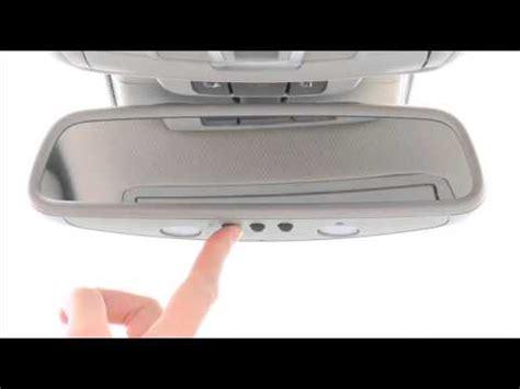 how to set up mercedes garage door opener