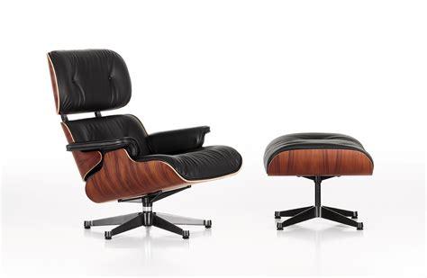 designer ottoman vitra eames lounge chair und ottoman used design