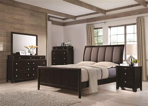 eastern king bedroom set madison 4pc eastern king bedroom set