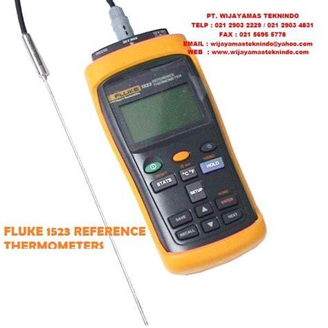 Jual Termometer Fluke jual fluke calibration 1523 and 1524 handheld thermometer