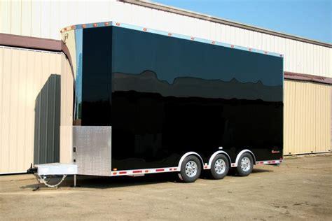 Intech Front And Rear Bumper bsa8522tta5 trailer world of bowling green ky new and used kentucky trailer dealer
