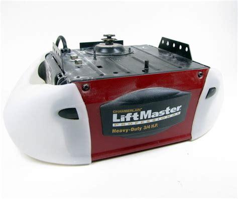 chamberlain liftmaster professional 3 4 hp garage door