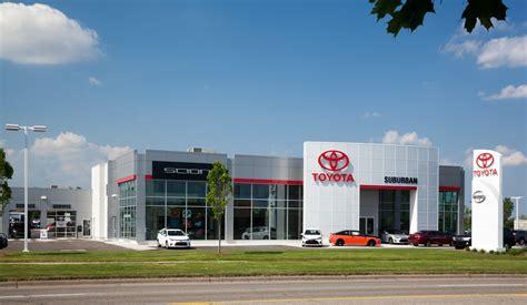 Toyota Troy Mi Suburban Toyota In Troy Mi 248 643 8