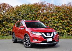 Nissan Awd Cars 2017 Nissan Rogue Sl Platinum Awd The Car Magazine