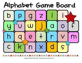 printable alphabet board games alphabet archives happy teacher happy kids