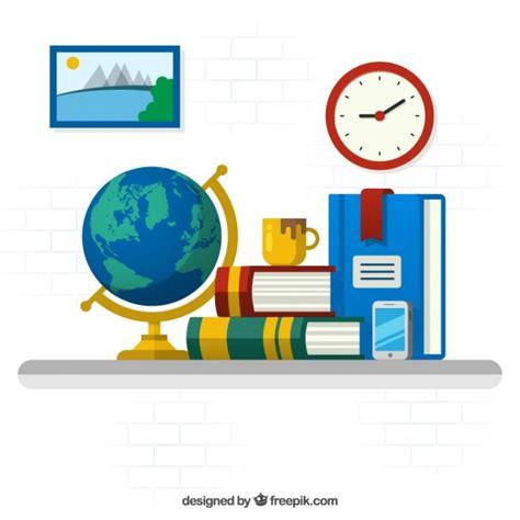 imagenes recursos educativos objetos educativos descargar vectores premium