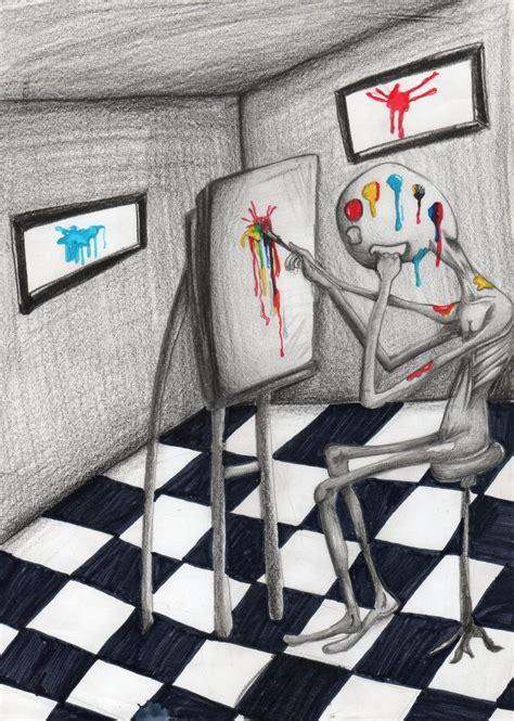 imagenes abstractas sin sentido ideas sin sentido por flyingbrain arel dibujando