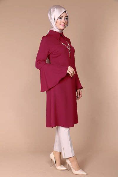 Tunik Wulu Merak tunik modelleri moda selvim