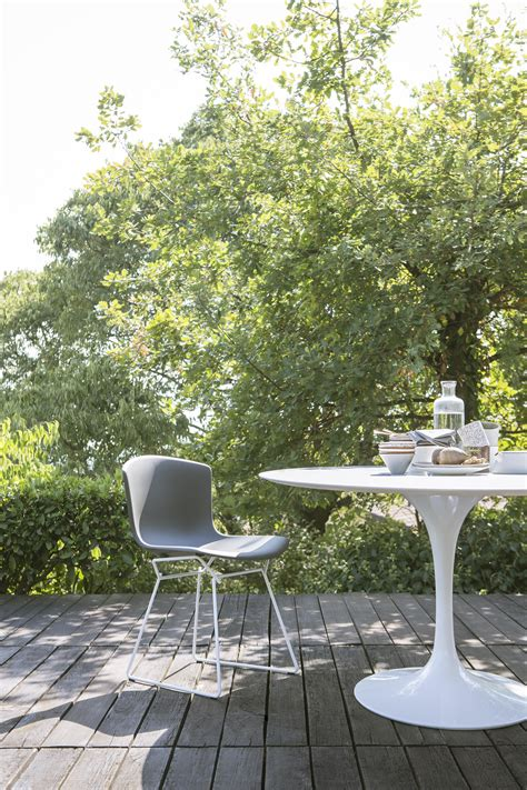 Bertoia Outdoor Chair by Bertoia Side Chair Outdoor Garden Chairs From Knoll