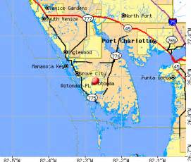 map of rotonda florida rotonda florida fl 33946 33947 profile population