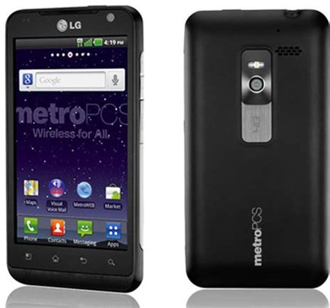 lg esteem, 4g lte phone, now available at metro pcs