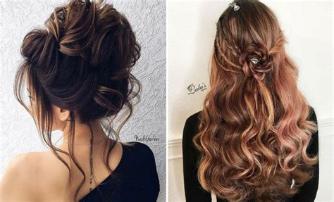 Beautiful Hairstyles For Prom by 21 Beautiful Hair Style Ideas For Prom Stayglam