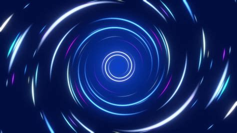 wallpaper vortex anime scenery fantastic video animation with particle stripe object in