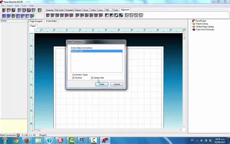 tutorial rave reports delphi 2010 creaci 243 n de un reporte simple con rave report delphi
