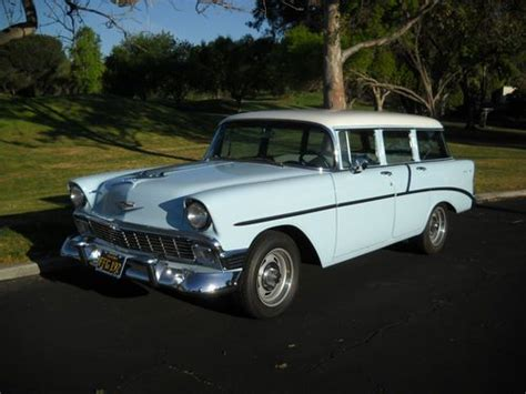 Restoration Ls by Buy New 1956 Chevrolet Townsman Professional Frame