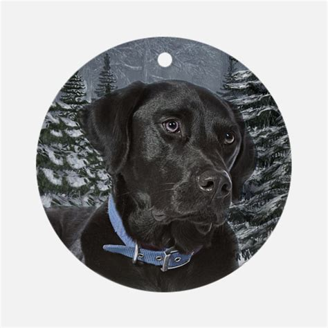 black labrador retriever ornaments 1000s of black