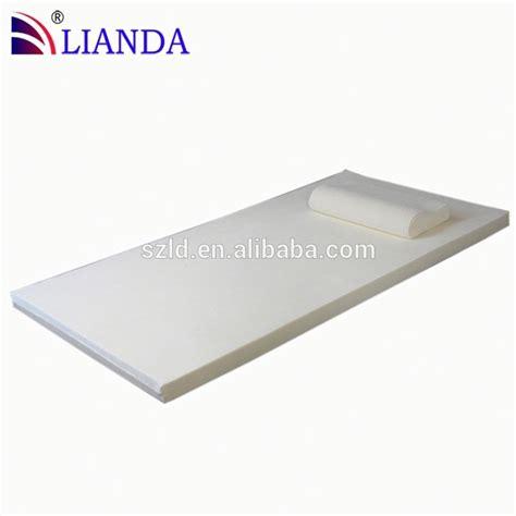 Compressed Foam Mattress by Material For Foam Mattress Compressed Foam Mattress